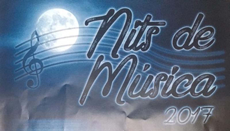 """Festival """"Nits de Música"""" 2017, Oropesa del Mar"""