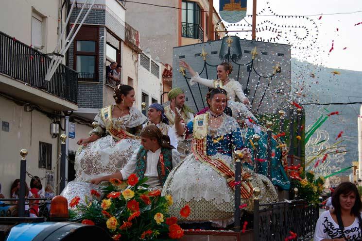 Fiestas Patronales Virgen de la Paciencia de Oropesa del Mar