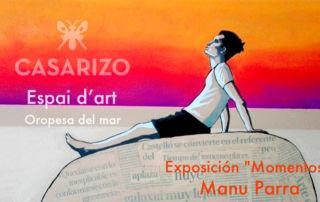 Espai d'art - Manu Parra (Casa Arizo - Rustic MED - www.rusticmed.es)