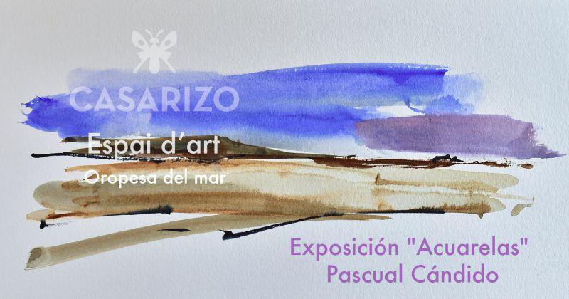 Espai d'art - Pascual Cándido (Casa Arizo)