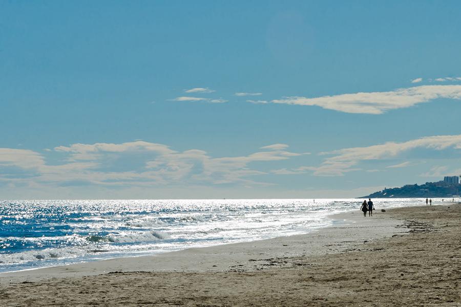 Playa de les Amplaries - Casa Arizo (casaarizo.com)