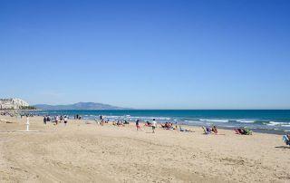 Playa Morro de Gos - Casa Arizo (casaarizo.com)