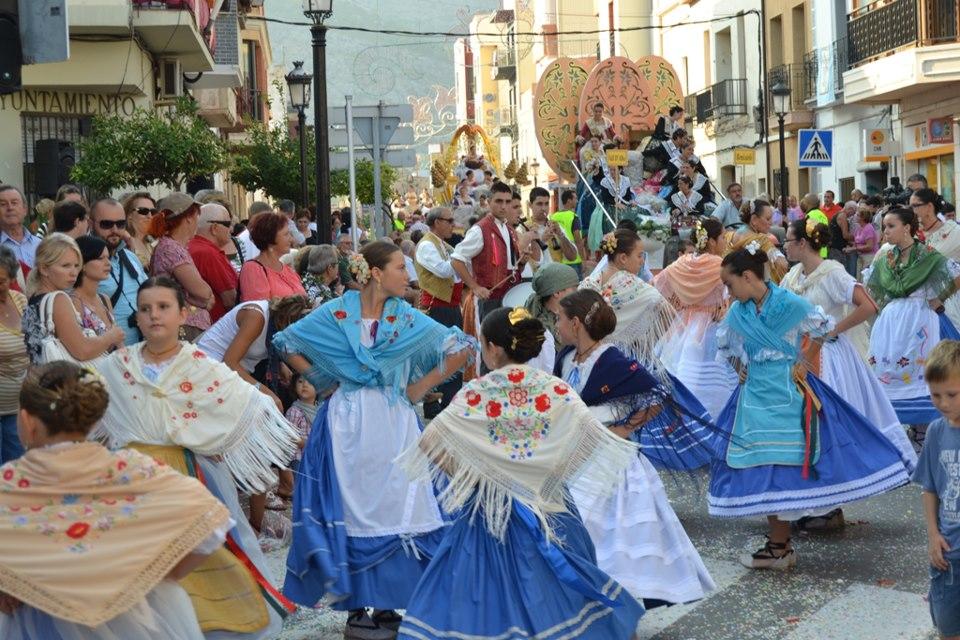 Fiestas Virgen de la Paciencia, Oropesa del Mar